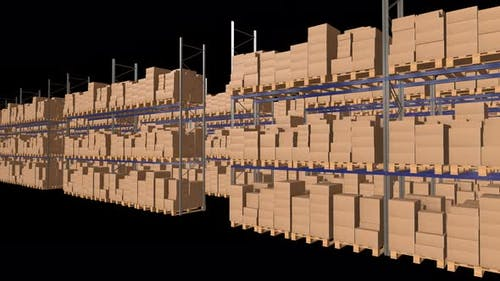 Storage Rack Hq