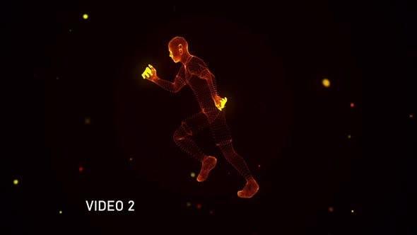Thumbnail for Stardust Running Man Ver. 1 - 3 Pack