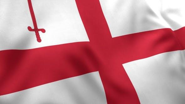 Thumbnail for London City Flag