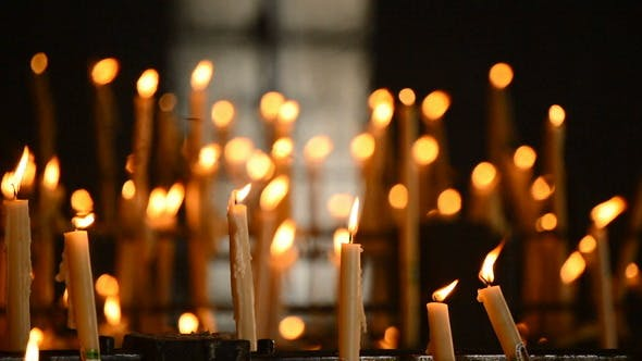 Candles at Candlestick