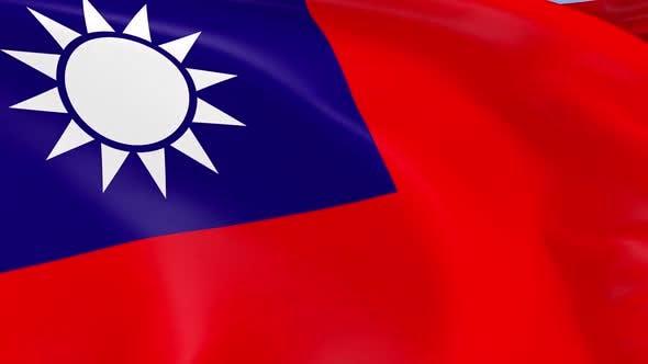 Thumbnail for Taiwan Flag