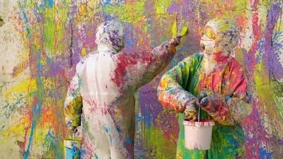 Multi-Colored Madness