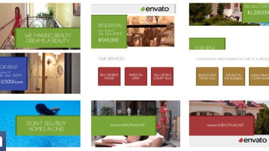 Thumbnail for Remarket - Multi-Purpose Presentation Template