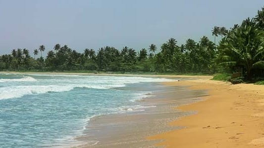 Thumbnail for Exotic Matara Beach, Sri Lanka