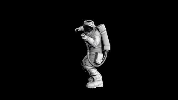 Cover Image for Astronaut Dance Long