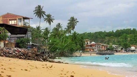 Thumbnail for Exotic Unawatuna Beach, Sri Lanka 2