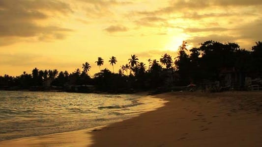 Thumbnail for Exotic Unawatuna Beach, Sri Lanka 4
