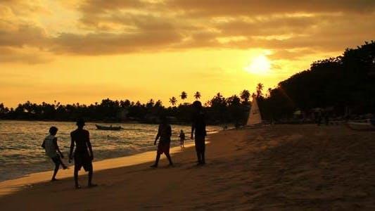 Thumbnail for Exotic Unawatuna Beach, Sri Lanka 5