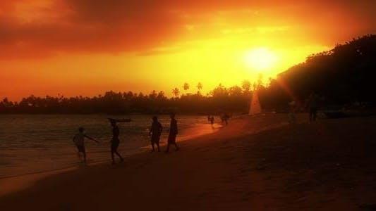 Thumbnail for Exotic Unawatuna Beach, Sri Lanka 7