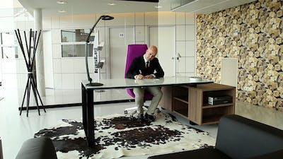 Boss At The Office