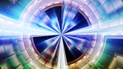 Fractal Circle Rays V01_02
