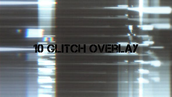 Thumbnail for Glitch Overlay 2