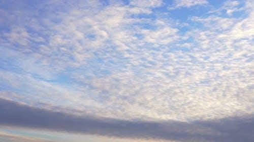 Cloud-Zeitraffer