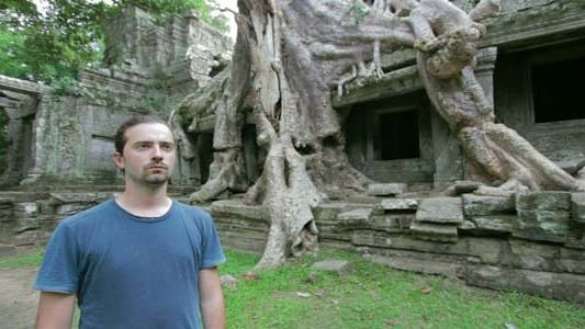 Thumbnail for Tourist Surprise In Angkor