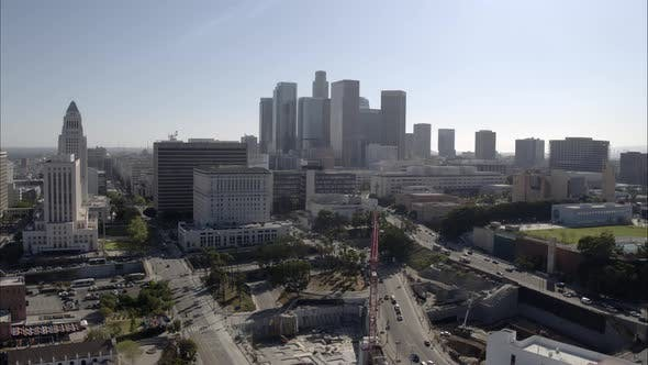 Thumbnail for Los Angeles City View