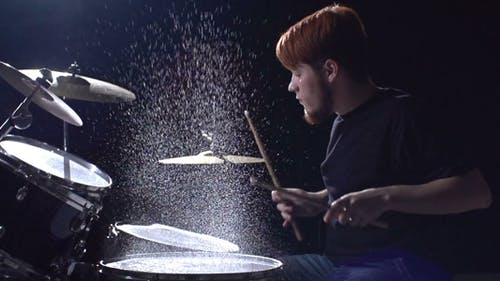Going Crazy with Drumsticks