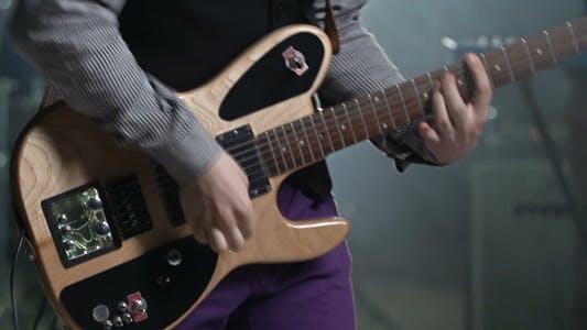 Thumbnail for Twanging Guitar