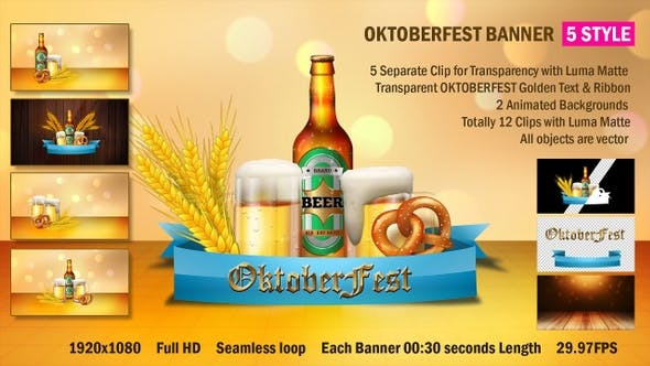 Thumbnail for OktoberFest Banner