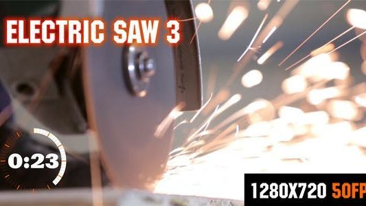 Electric Saw 3