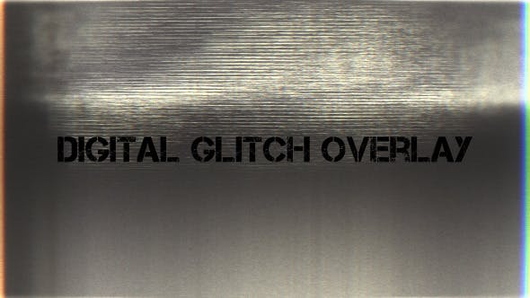 Thumbnail for Digital Glitch Overlay