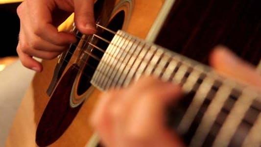 Thumbnail for Man Playing Guitar 2