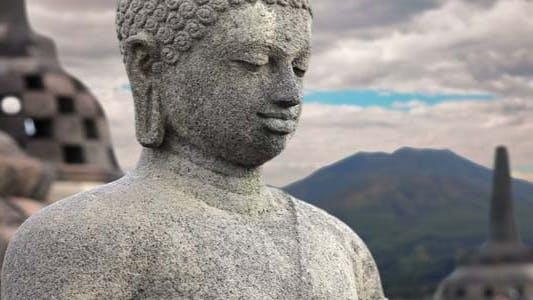 Thumbnail for Borobudur Buddha Statue - Indonesia