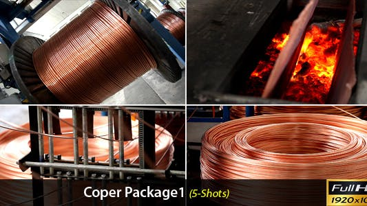 Copper Package 1