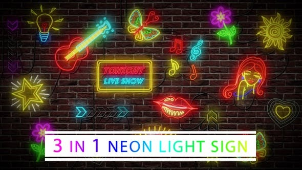 Thumbnail for Neon Sign