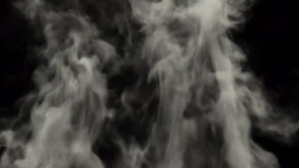 Wall Of Smoke