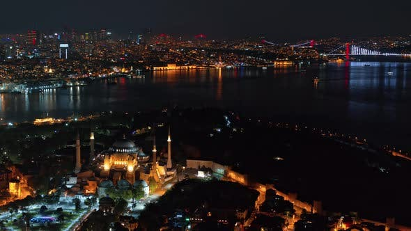 Hagia Sophia Architecture Religion Background