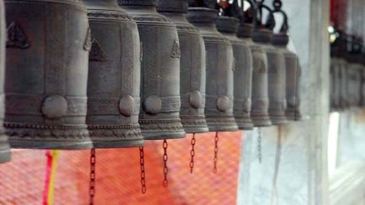 Cover Image for Buddhist Temple Bells