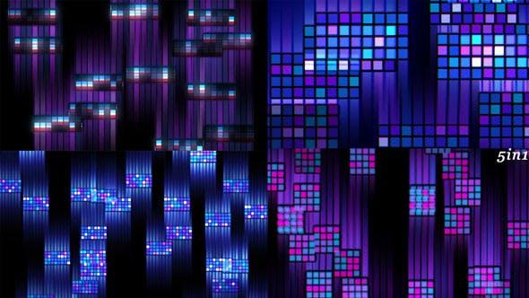 Thumbnail for Pixel Motion (5-Pack)