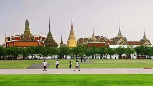 Thumbnail for Grand Palace Bangkok, Thailand 1