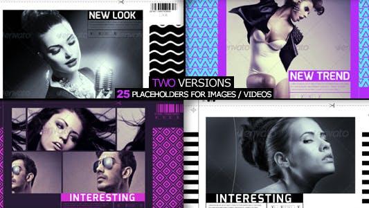 Thumbnail for Fashion Slider