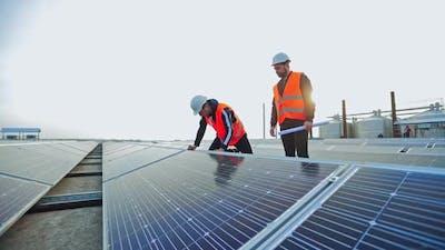 Sustainable green energy installation