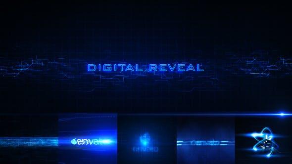 Thumbnail for Ultimate Digital Reveal Pack