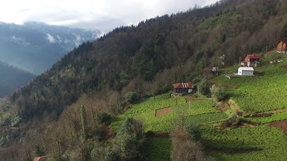 Thumbnail for Mountain Village in Mountainous Terrain