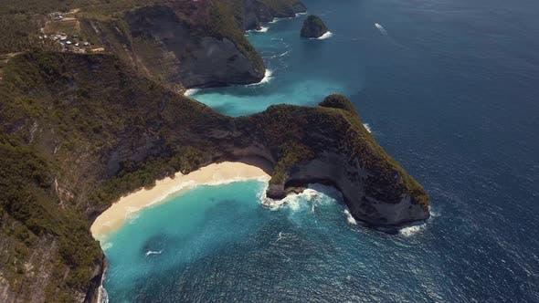 Thumbnail for Cliffs Aerial Landscape
