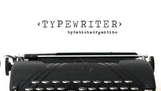 Thumbnail for Máquina de escribir