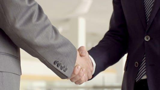 Thumbnail for Firm Handshake