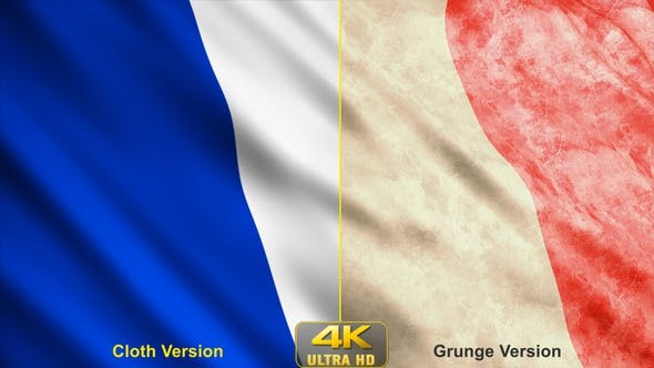 Thumbnail for France Flags