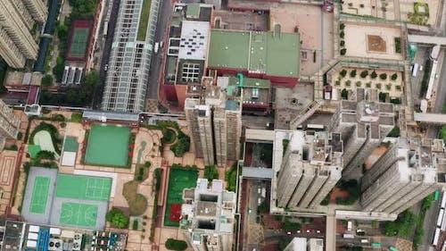 Hong Kogn residential district