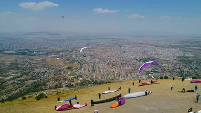 Paragliders Festival