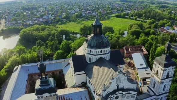 Thumbnail for Monastery Of The Bare Carmelites In Berdichev, Ukraine