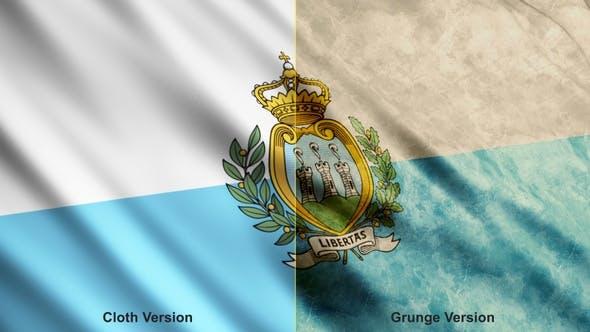 Thumbnail for San Marino Flags