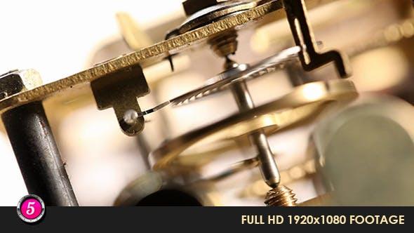 Clock Mechanism 29