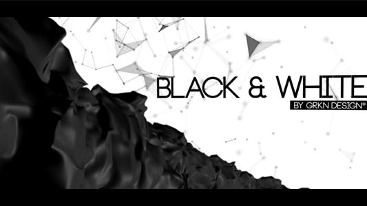 Thumbnail for Black & White - Cinematic Titles