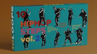Hip Hop Steps vol.2