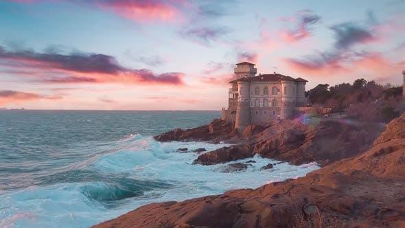 Thumbnail for Castle Near the Ocean