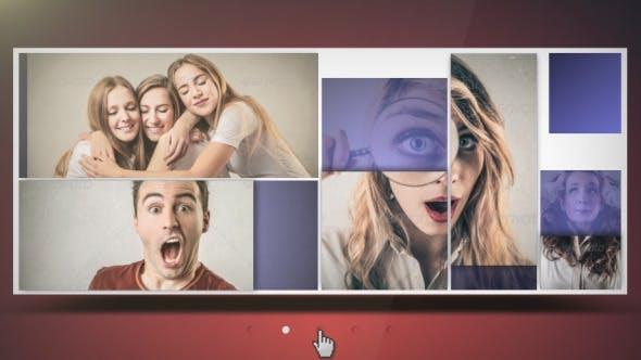 Thumbnail for Photo Slideshow App